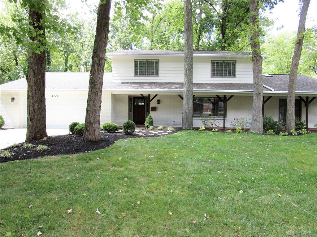 Photo of home for sale at 4725 Elzo Lane, Kettering OH