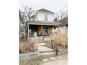 Property for sale at 1321 Woodlawn Avenue, Middletown,  Ohio 45044