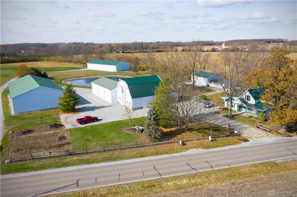 Photo of home for sale at 4664 Nashville Road, Troy OH