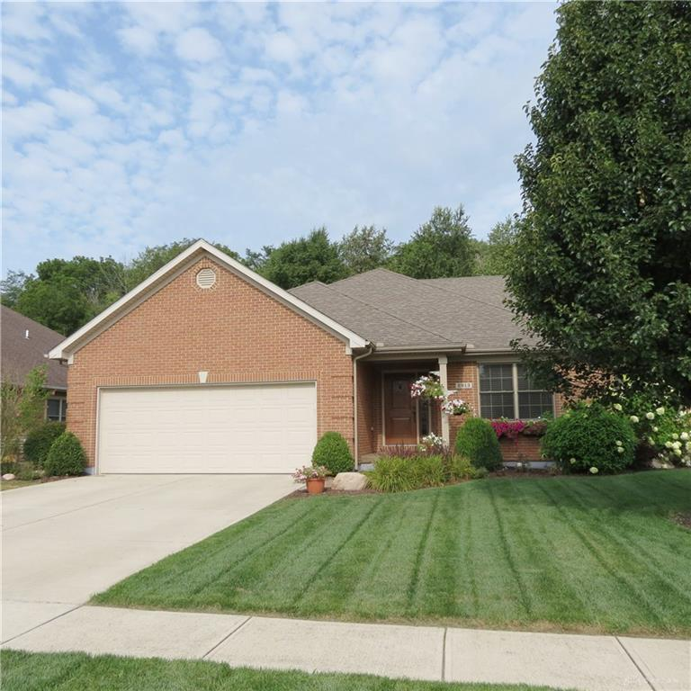 Photo of home for sale at 2913 Summer Field, Sidney OH
