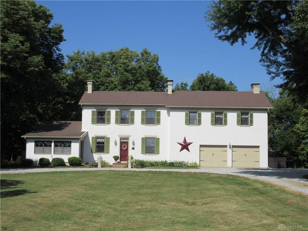 Photo of home for sale at 3845 State Route 726, Eldorado OH