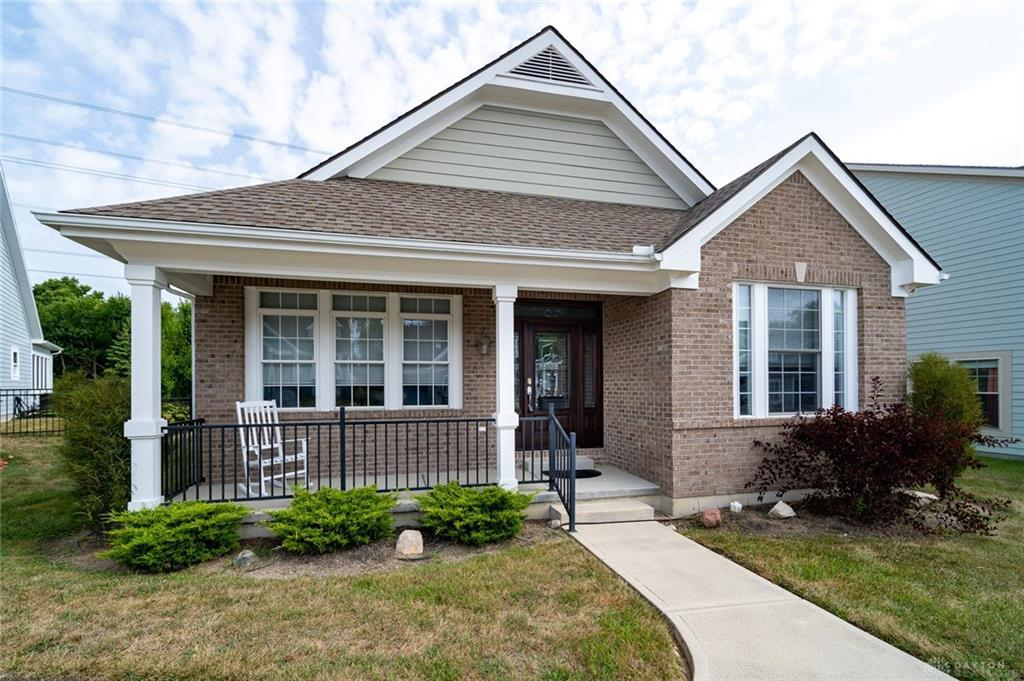 Photo of home for sale at 481 Cayman Circle, Tipp City OH