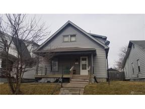 Property for sale at 1647 Gummer Avenue, Dayton,  Ohio 45403
