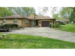 Property for sale at 4082 Ridgetop Drive, Bellbrook,  Ohio 45305