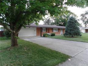 Property for sale at 518 Berkshire Circle, Englewood,  Ohio 45322