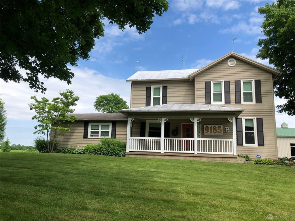 Photo of home for sale at 9185 Palmer Road, Bethel Twp OH