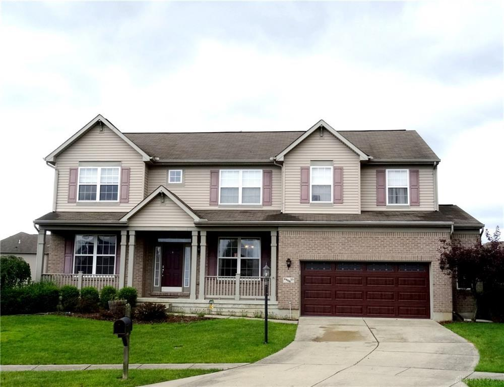 Photo of home for sale at 6906 Emory Place, Dayton OH