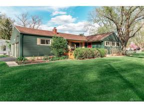 Property for sale at 456 Blueridge Drive, Dayton,  Ohio 45415