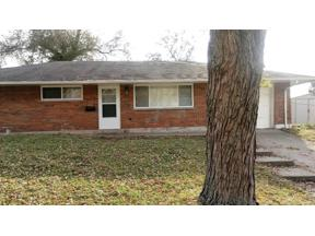 Property for sale at 2106 Milesburn Drive, West Carrollton,  Ohio 45439