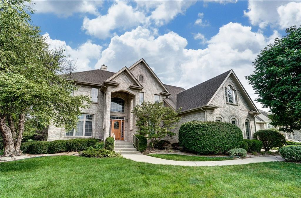 Photo of home for sale at 1121 Wheatfield Court, Dayton OH