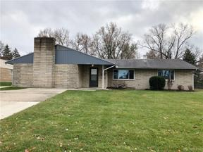 Property for sale at 3084 Santa Rosa Drive, Kettering,  Ohio 45440