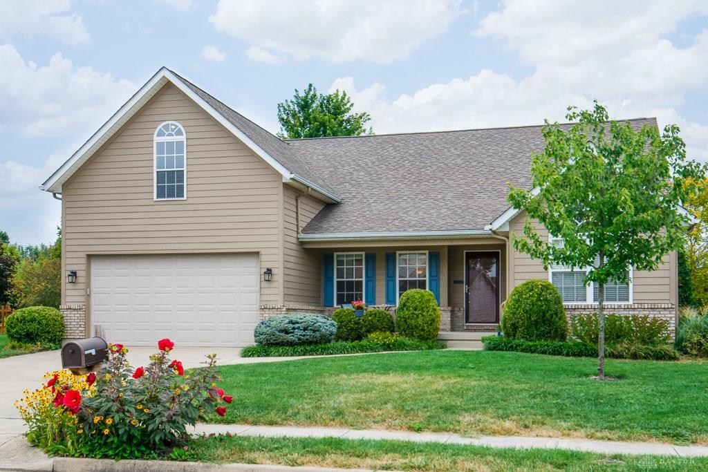 Photo of home for sale at 1140 Winchester Drive, Troy OH