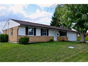 Property for sale at 7601 Bassett Drive, Huber Heights,  OH 45424