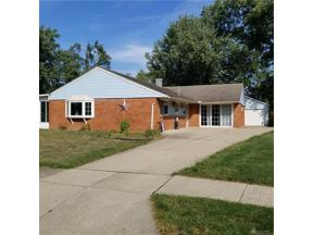 Property for sale at 5447 Storck Drive, Huber Heights,  Ohio 45424