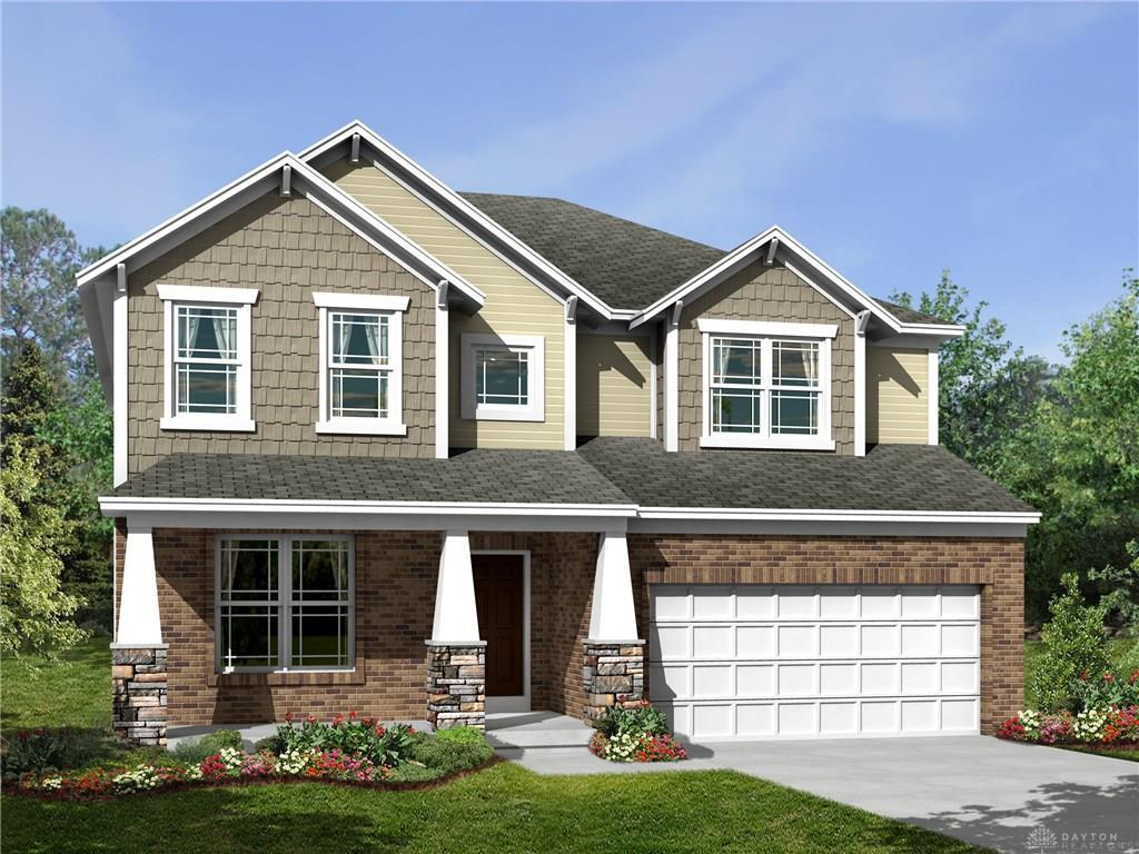 Photo of home for sale at 1612 Windham Lane, Beavercreek Township OH