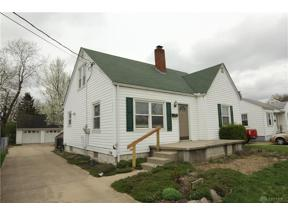 Property for sale at 1408 Wilmore Drive, Middletown,  Ohio 45042