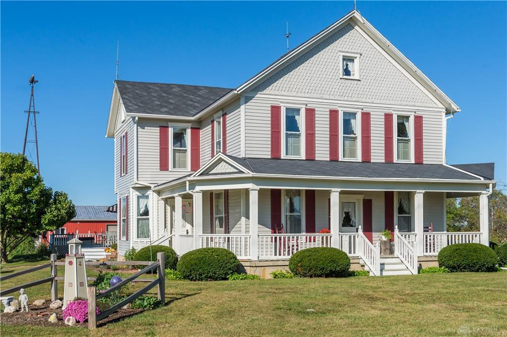Photo of home for sale at 6997 Pence Shewman Road, Eldorado OH