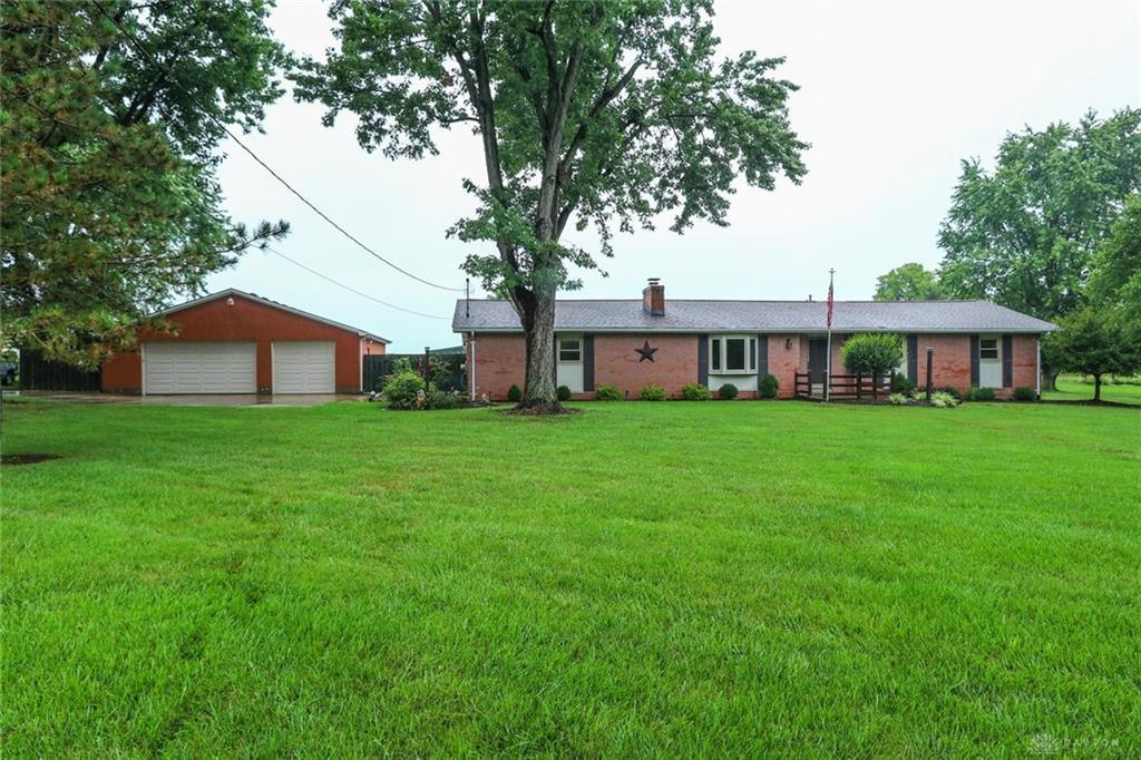 Photo of home for sale at 5291 Dearth Road, Springboro OH