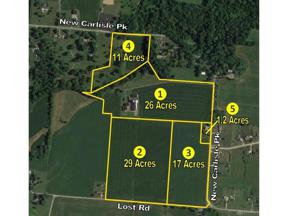 Property for sale at 6105 New Carlisle Pike, New Carlisle,  Ohio 45504