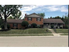 Property for sale at 424 Blue Jay Drive, Vandalia,  Ohio 45377