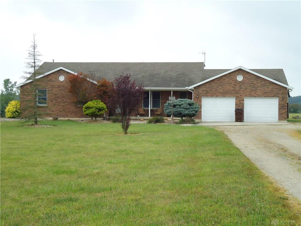 Photo of home for sale at 7106 State Route 49, Greenville OH