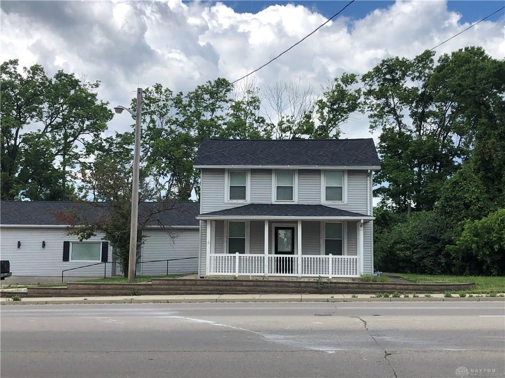 Photo of home for sale at 9101 Dixie Drive, Dayton OH