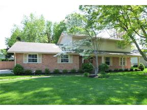 Property for sale at 986 Marycrest Lane, Centerville,  OH 45429