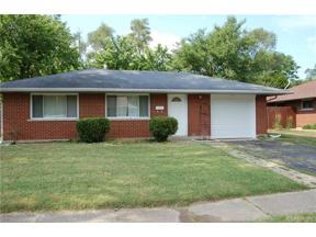 Property for sale at 321 Windsor Court, West Carrollton,  Ohio 45449