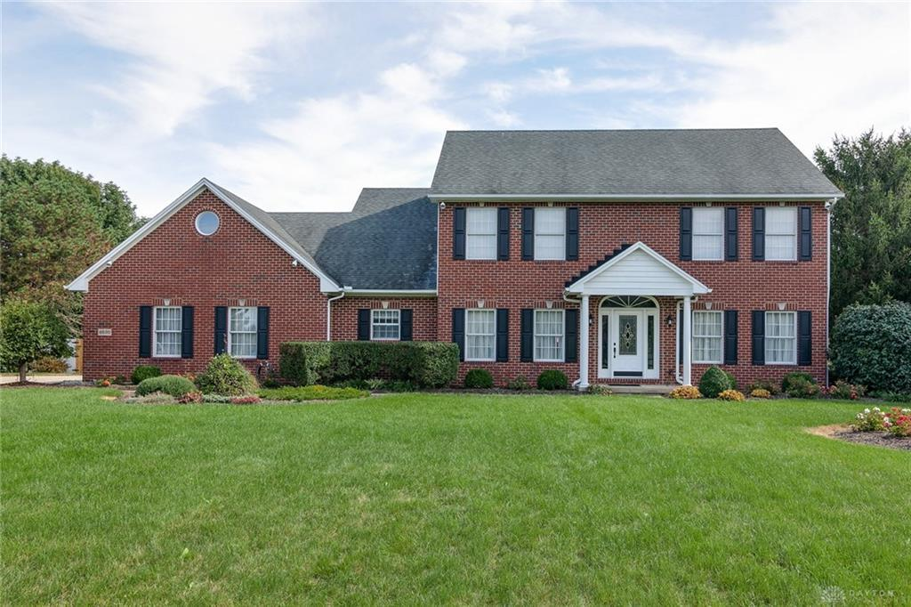Photo of home for sale at 8620 Blue Teal Drive, Clayton OH