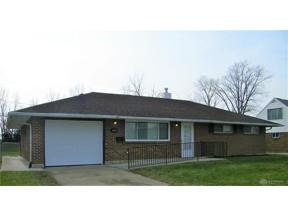 Property for sale at 5228 Buckner Drive, Huber Heights,  Ohio 45424