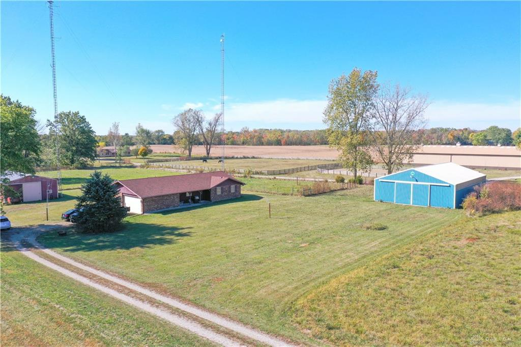 Photo of home for sale at 1219 Smith Road, Ceasarcreek Twp OH