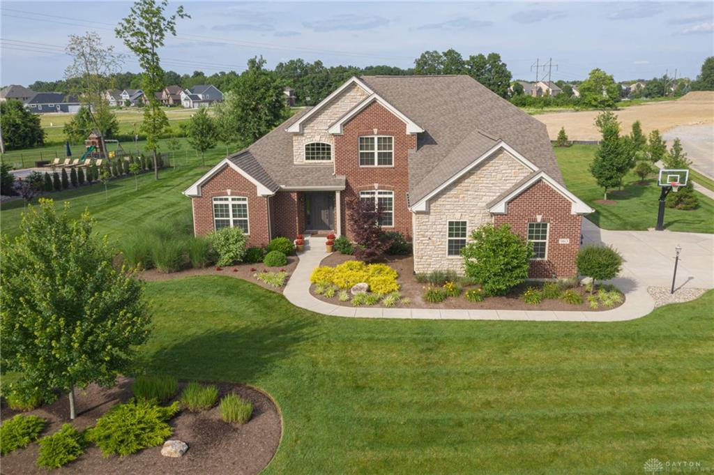 Photo of home for sale at 963 Fairwater Springs Drive, Washington Twp OH