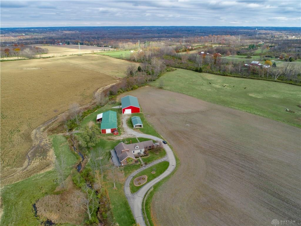 Photo of home for sale at 5635 Studebaker Road, Tipp City OH