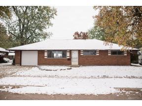 Property for sale at 4614 Druid Lane, West Carrollton,  Ohio 45439