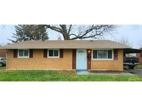 Property for sale at 307 Gibbons Road, West Carrollton,  Ohio 45449