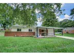 Property for sale at 1526 Ironwood Drive, Fairborn,  Ohio 45324