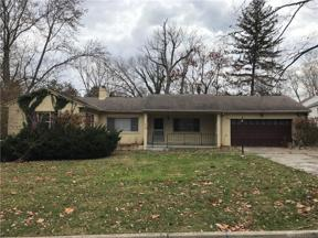 Property for sale at 233 Pelham Drive, Kettering,  Ohio 45429