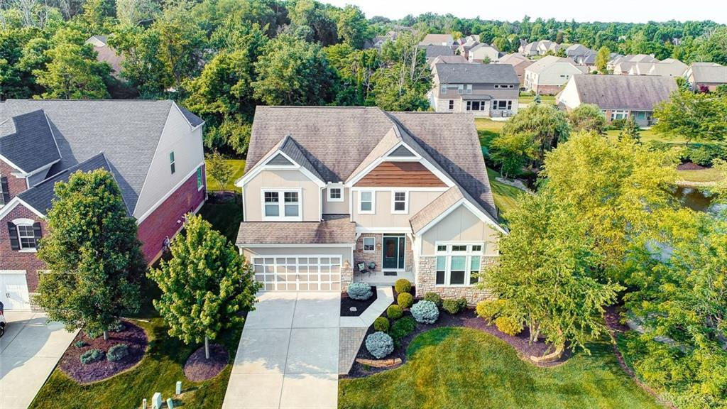Photo of home for sale at 5141 Emerald View Drive, Maineville OH