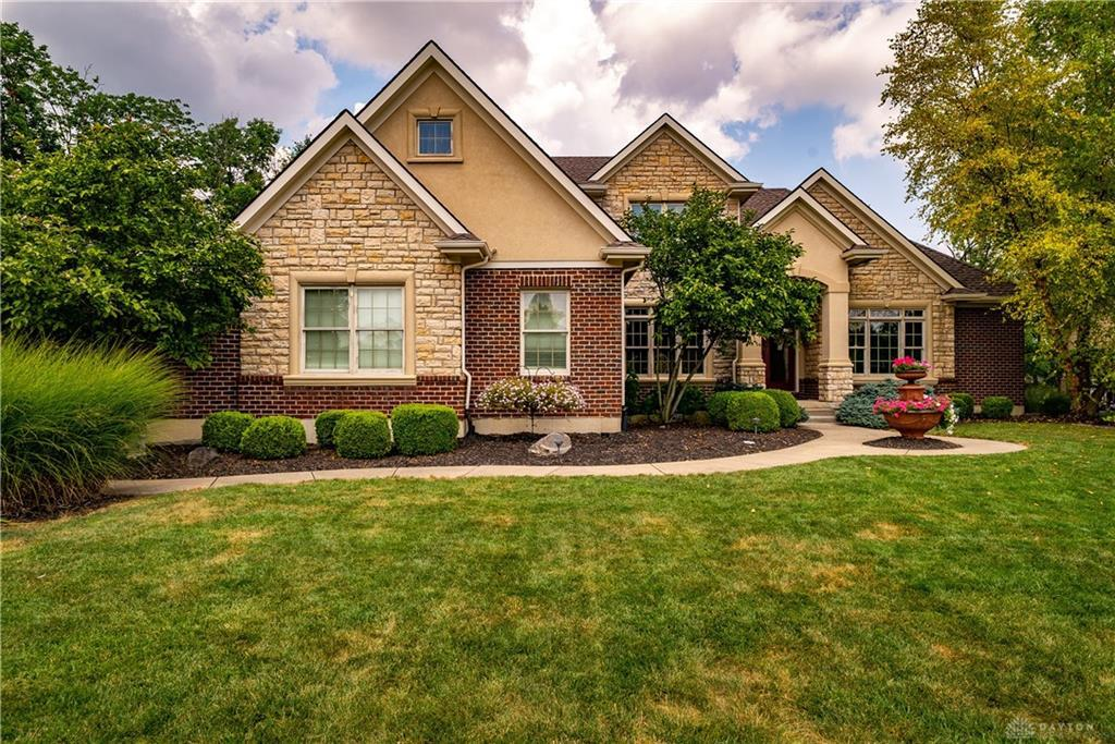 Photo of home for sale at 341 Grassy Creek Way, Washington Twp OH