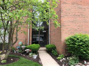 Property for sale at 1034 Lookout Trail Unit: A, West Carrollton,  Ohio 45449