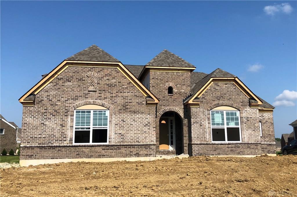 Photo of home for sale at 9514 Flatrock Drive, Washington Twp OH