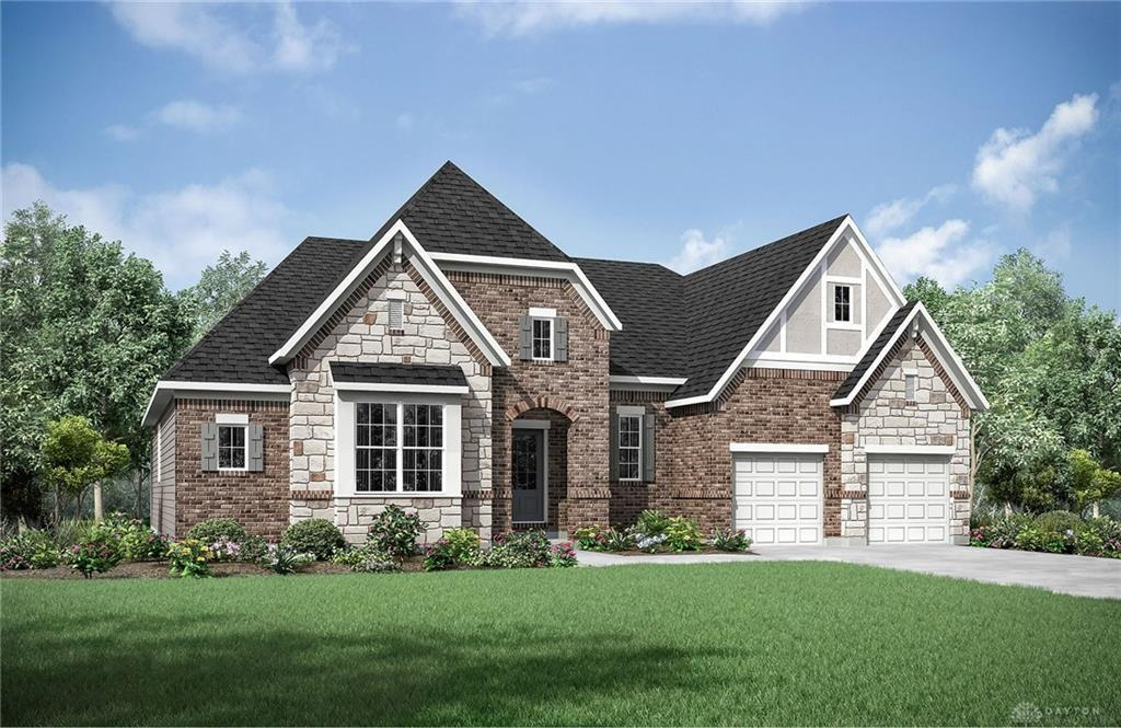 Photo of home for sale at 4415 Watoga Drive, Liberty Twp OH