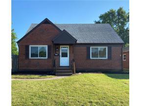 Property for sale at 2417 Orange Avenue, West Carrollton,  Ohio 45439