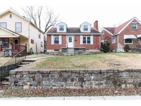 Property for sale at 3825 Old Riverside Drive, Dayton,  Ohio 45405