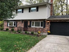 Property for sale at 3025 Glenmere Court, Kettering,  Ohio 45440