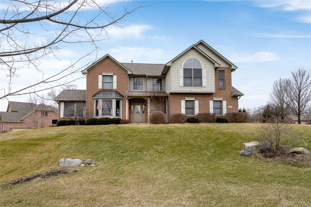 Photo of home for sale at 7401 Country Brook Court, Dayton OH