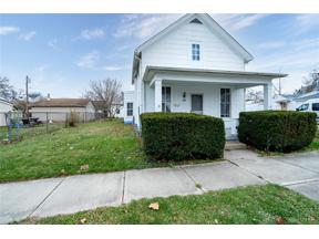 Property for sale at 533 Walnut Street, Troy,  Ohio 45373