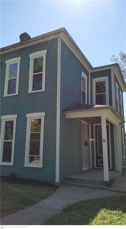 Photo of home for sale at 38 Clover Street, Dayton OH