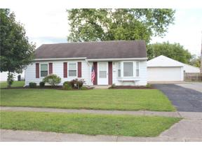 Property for sale at 462 Caldwell Circle, New Carlisle,  Ohio 45344