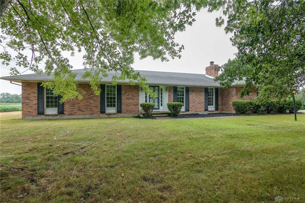 Photo of home for sale at 11855 Troy Road, New Carlisle OH